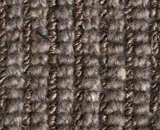 Sisal-Woll-Gewebe mit Latexrücken