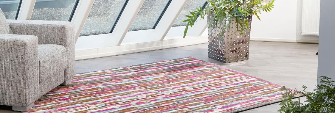Handgekn pfte teppiche jetzt g nstig im carpet center - Mobel de teppiche ...