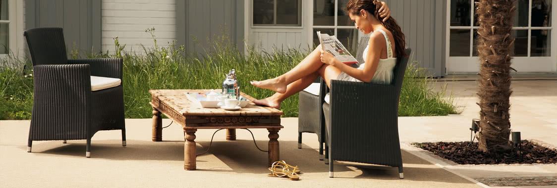 outdoor teppich edel und stilvoll seite 2. Black Bedroom Furniture Sets. Home Design Ideas