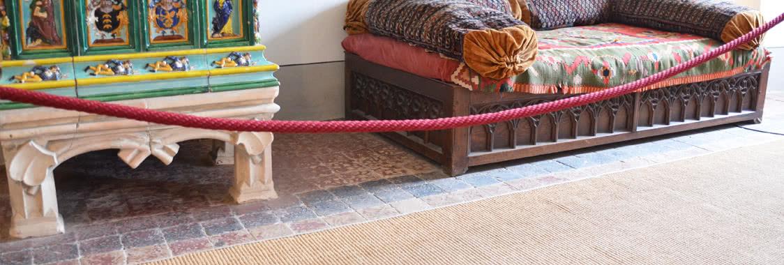 Sisalteppiche  Sisalteppiche mit Vliesrücken im Carpet:Center kaufen