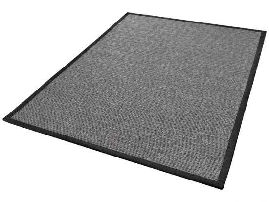 outdoor teppich naturino effekt anthrazit. Black Bedroom Furniture Sets. Home Design Ideas
