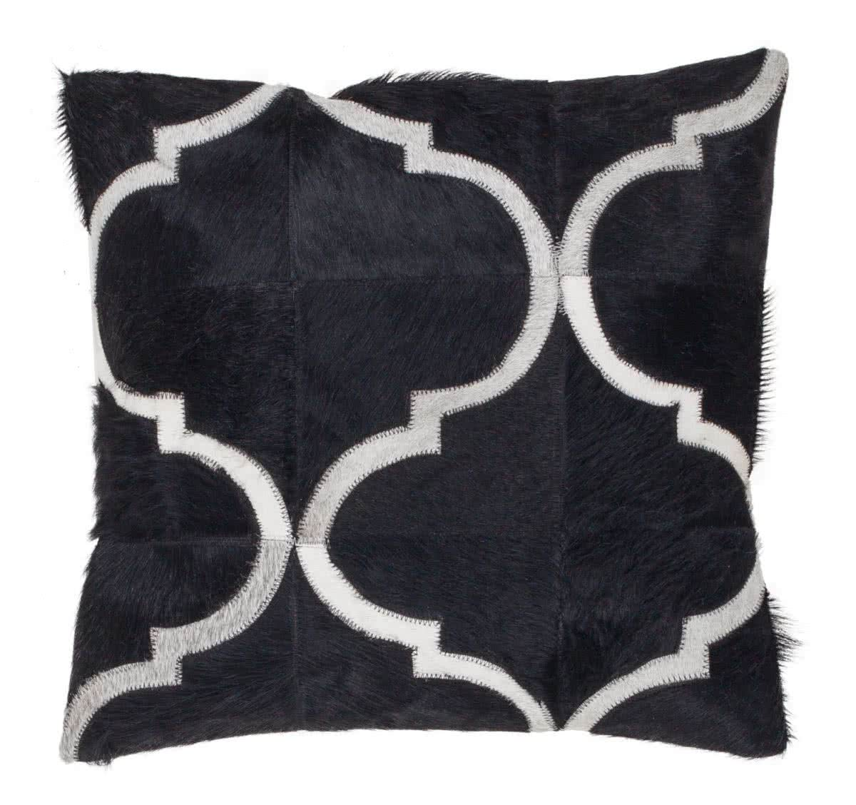 lavish kissen schwarz jetzt g nstig im carpet center. Black Bedroom Furniture Sets. Home Design Ideas