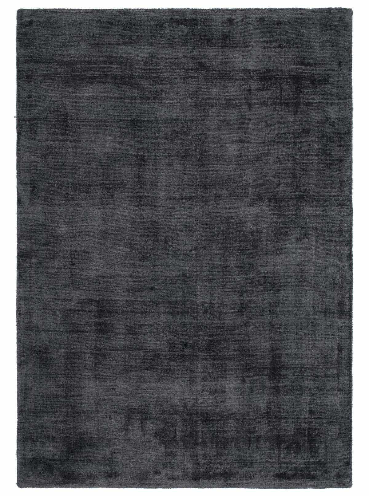 viskose teppich palais graphit handgewebt. Black Bedroom Furniture Sets. Home Design Ideas