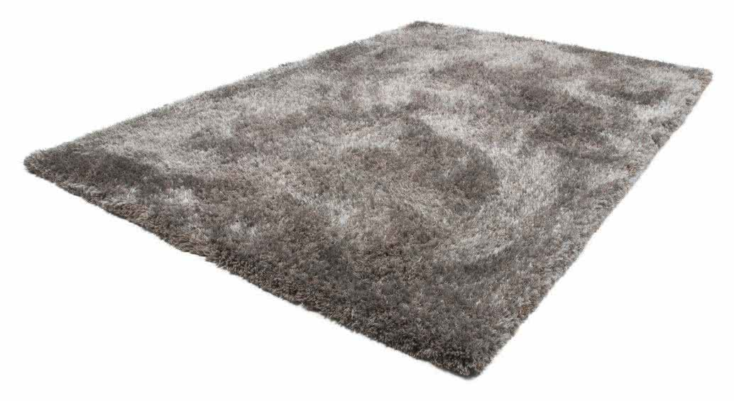 Hochflor Teppich Nach Maß : hochflor teppich mirabell silber von lalee ~ Watch28wear.com Haus und Dekorationen