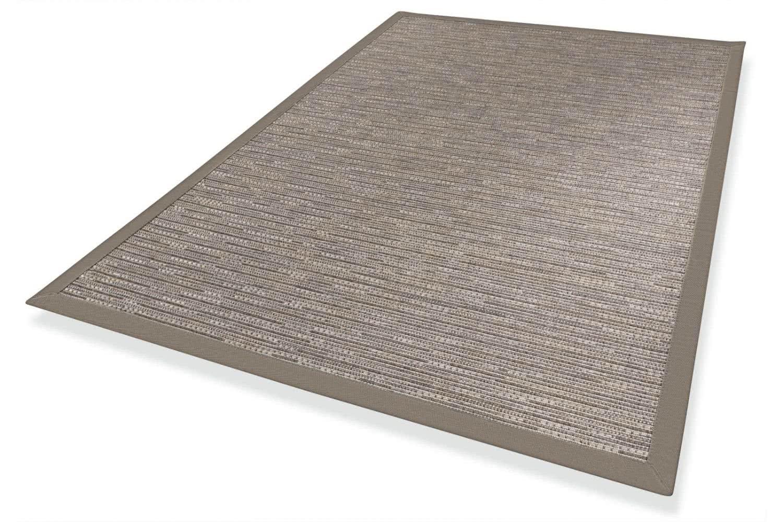 in outdoor teppich in sisaloptik naturino effekt grau. Black Bedroom Furniture Sets. Home Design Ideas