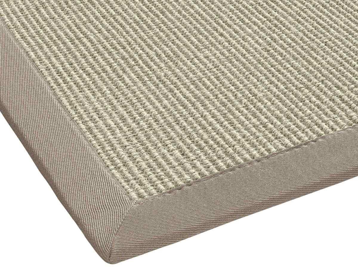 Sisal Teppich Mara : sisal teppich mara champagner mit polyesterbord re ~ Indierocktalk.com Haus und Dekorationen