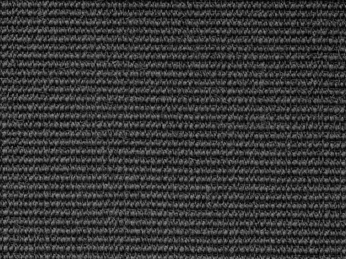 sisal teppich mara grau mit polyesterbord re. Black Bedroom Furniture Sets. Home Design Ideas