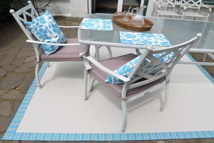 terrassen teppich balkon outdoor indoor. Black Bedroom Furniture Sets. Home Design Ideas