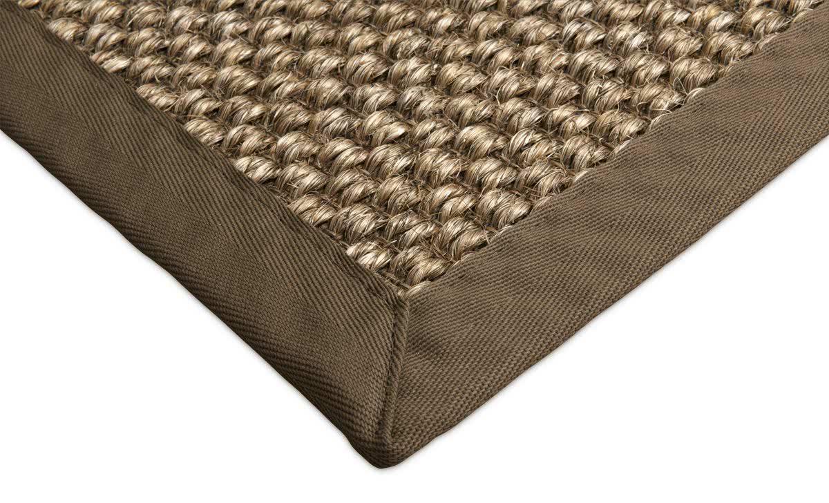 sisal teppich mani rye mit baumwollbord re nach ma. Black Bedroom Furniture Sets. Home Design Ideas