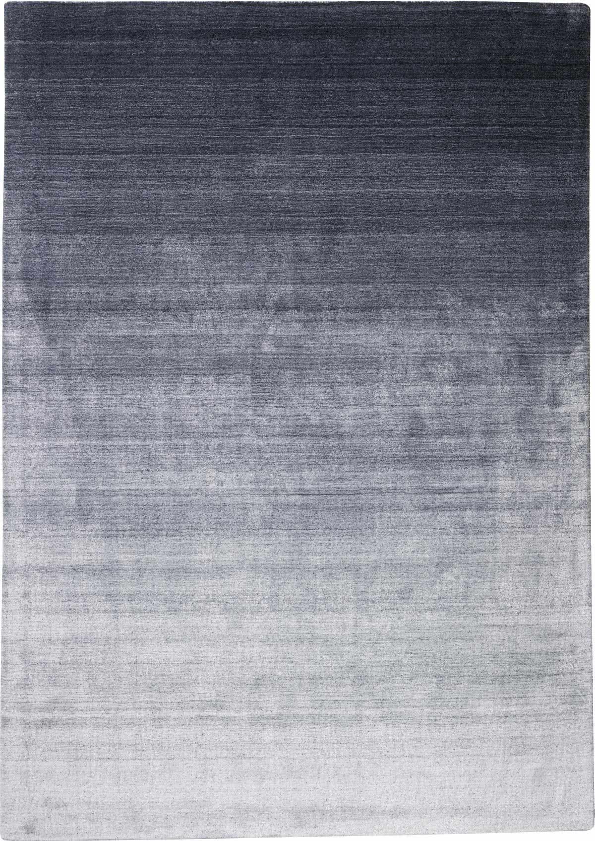 viskose teppich shadow blue handgewebt. Black Bedroom Furniture Sets. Home Design Ideas