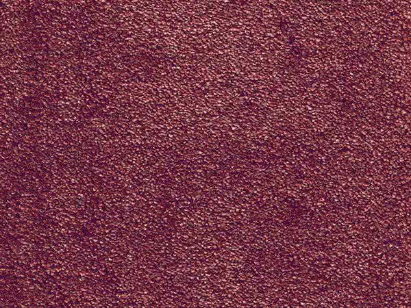 Velour Auslegeware Veloursteppichboden 500 cm breit rot